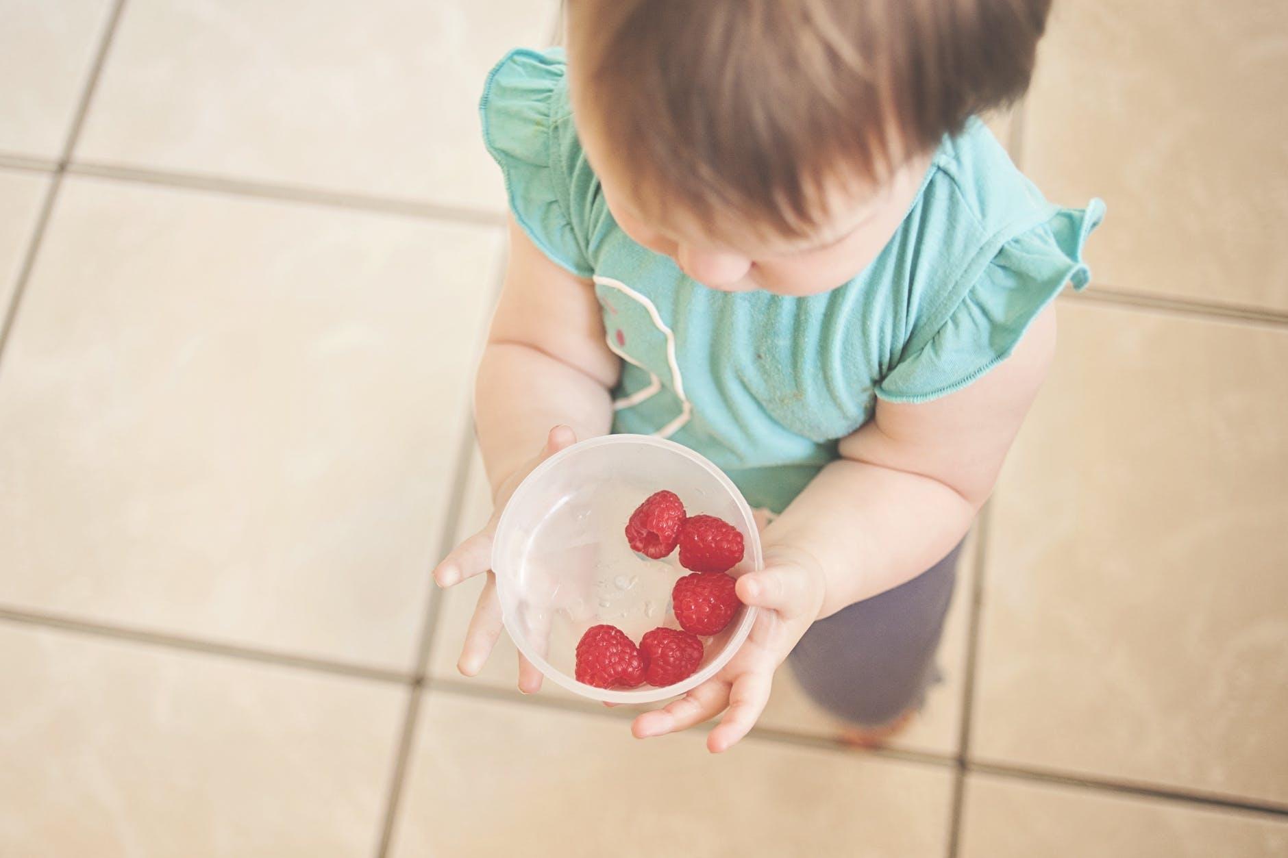 Rozszerzanie diety dziecka – od czego zacząć?